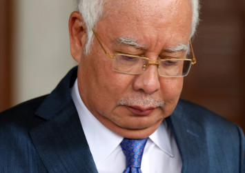 Najib allegedly received funds as 'gifts'