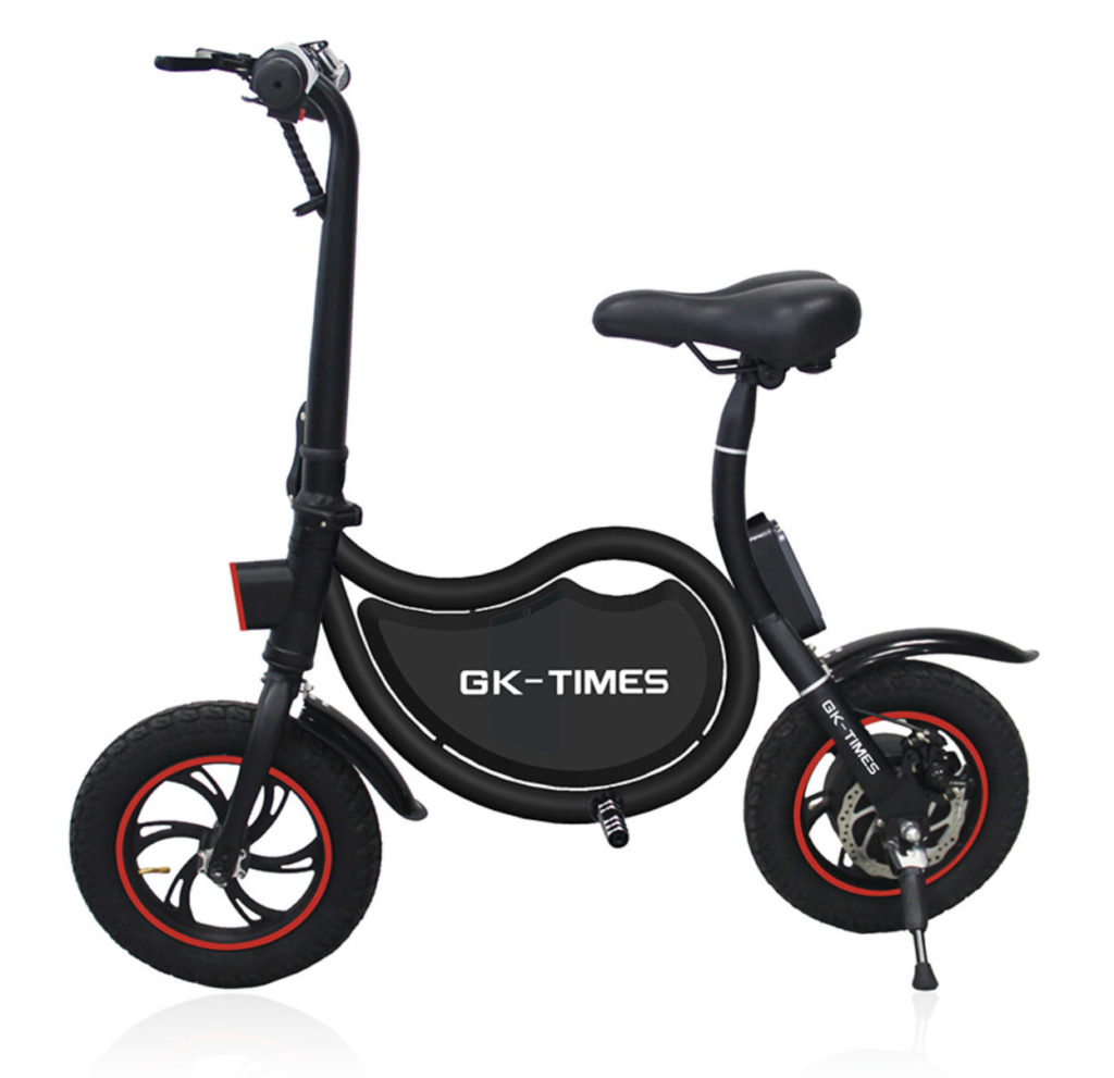 The e-scooter model Gaoke Times P12 listed among UL2272-certified personal mobility devices by the Land Transport Authority.