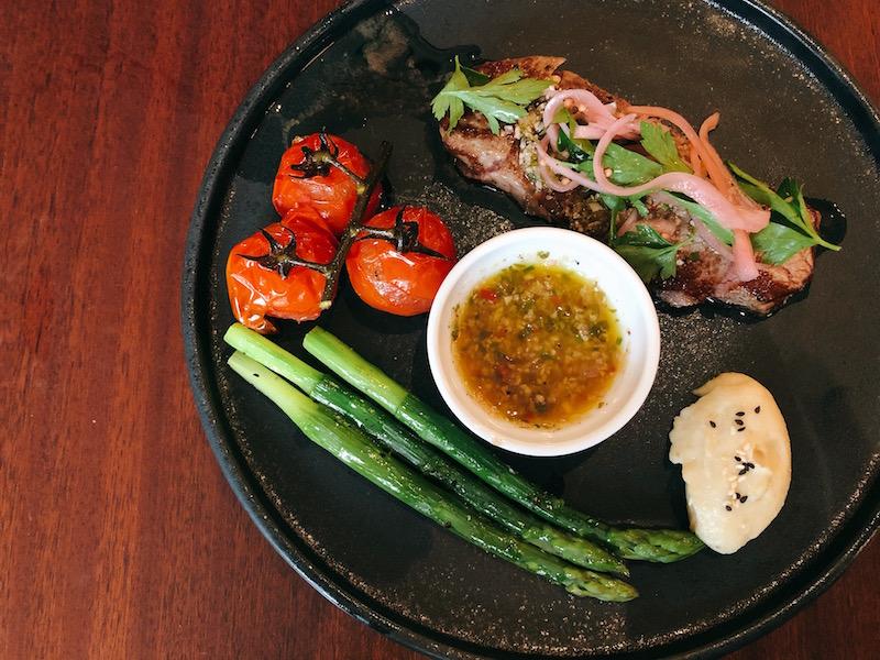 Steak chimichurri. Photo: Coconuts Media