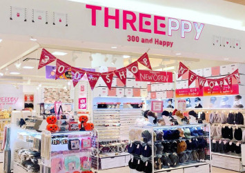 Threeppy: Daiso's new $5.80 shop in Funan mall looks set to give Miniso a run for its money