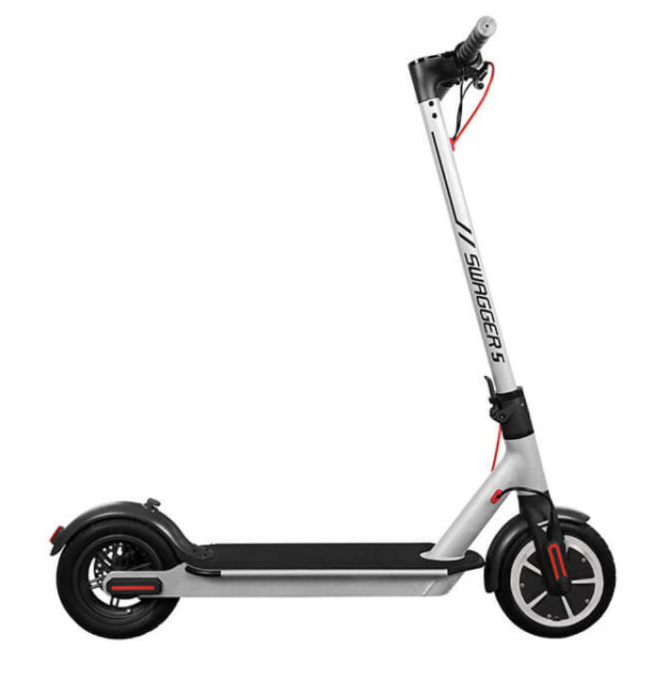 The Swagtron Swagger e-scooter is among personal mobility devices listed as UL2272-certified by the Land Transport Authority.