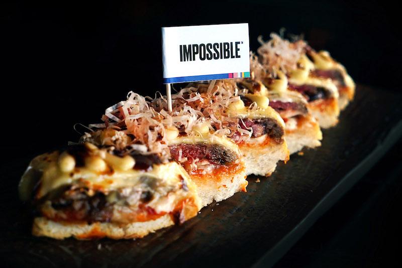 Impossible okonomiyaki. Photo: Kinki Restaurant & Bar