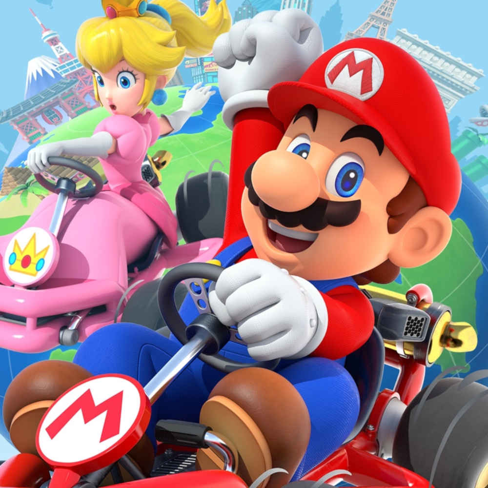 'Mario Kart Tour' keeps players involved with new events, tracks, characters and items every few weeks. — Picture from Nintendo/iTunes via AFP-Relaxnews
