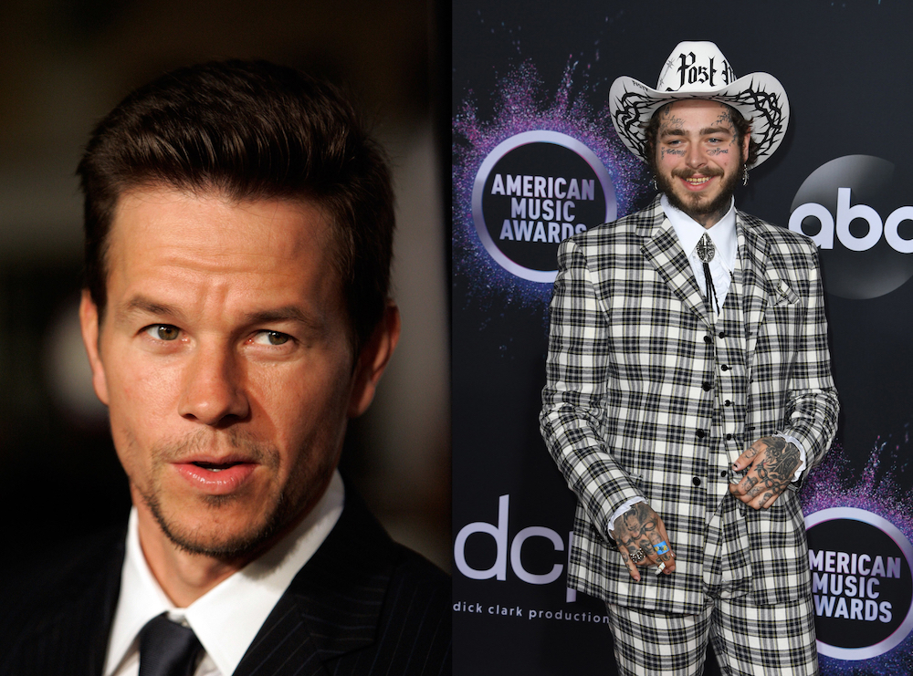 Post Malone To Star In Mark Wahlberg S New Netflix Film Video Asia Newsday