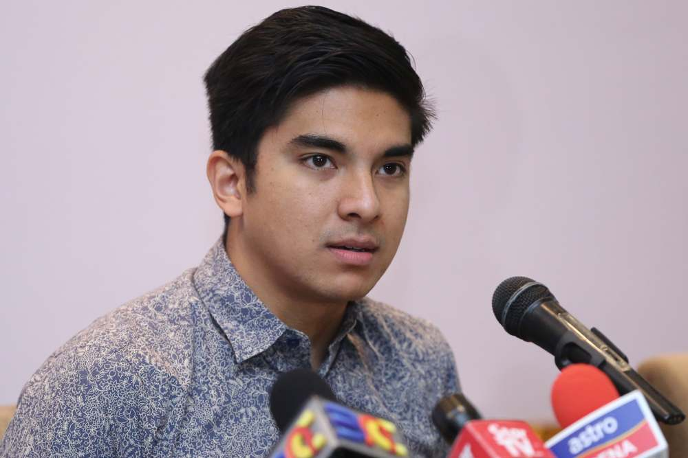 Syed Saddiq Ministry To Focus On Improving Sports Facilities In Rural Semi Rural Areas Asia Newsday