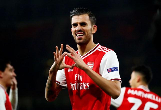 Dani Ceballos says Arsenal are working towards a return date of June 20