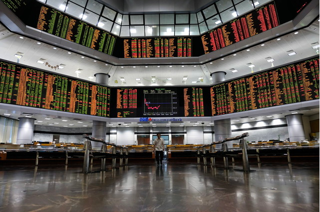 On the broader market, gainers led decliners 631 to 381, while 392 counters were unchanged, 854 untraded and six others suspended. — Bernama pic