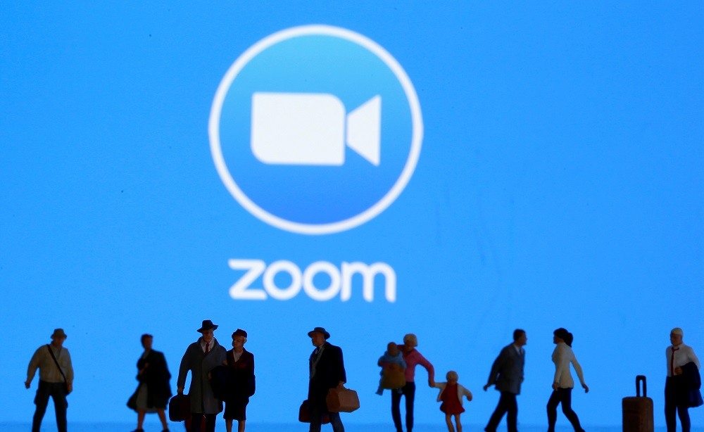 Combining Five9's Contact Centre as a Service (CCaaS) solution with Zoom's broad communications platform will transform how businesses connect with customers, building the customer engagement platform of the future. — Reuters pic