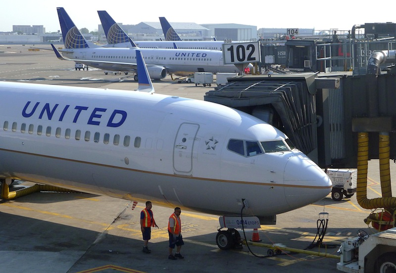 United Airlines said business and long-haul international travel, to which it is more exposed than rivals, accelerated faster than anticipated, and it expects a full recovery in demand by 2023. — Reuters pic