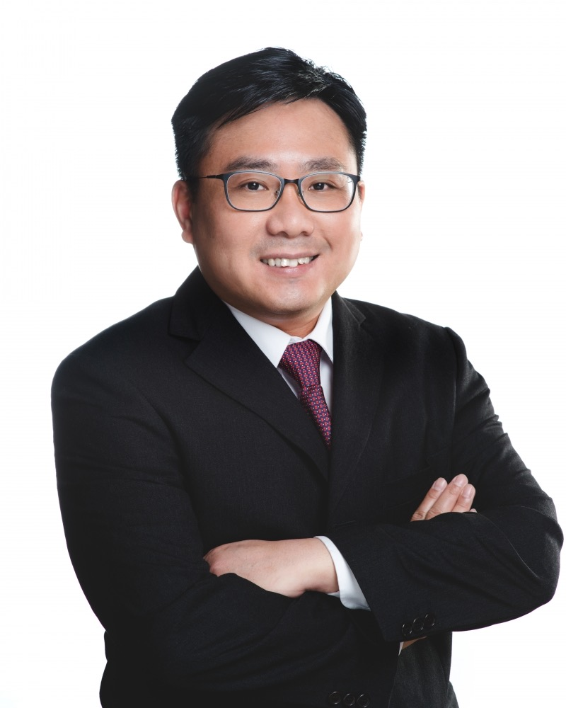 Lung Cancer Network Malaysia's clinical oncologist, Dr.Tho Lye Mun. — Picture courtesy of National Cancer Society of Malaysia